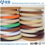 고품질 가구 PVC 가장자리 밴딩/플라스틱 PVC 가장자리 손질