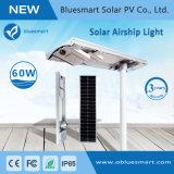 Réverbère extérieur solaire de DEL 60W avec 3 ans de garantie
