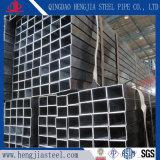 Tubo de acero rectangular pre galvanizado de la construcción del invernadero