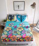 Matéria têxtil luxuosa da HOME do fundamento da HOME do projeto do algodão