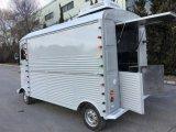 Los carros de expendedoras de alimentos ISO9001 Carro de transporte de alimentos quiosco expendedoras automáticas de tráiler