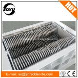 Una trinciatrice delle quattro aste cilindriche/trinciatrice di plastica del timpano/frantoio di plastica del barilotto