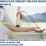 Extracorporeal Stoßwelle-radialtherapie auf den chronischen niedrigen rückseitigen Schmerz