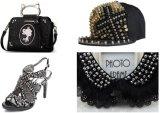 Kleid-Perlen-nähende Maschinerie für Verkauf