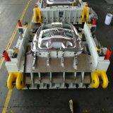 O CNC que mmói a peça de metal automotriz que carimba a ferramenta e morre