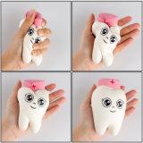 Het grappige het Toenemen van Kawaii Squishies Room Gebemerkte Pu van de Tand van de Verpleegster Langzame Stuk speelgoed van de Jonge geitjes van de Hulp van de Spanning Squishy