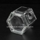 Frasco de vidro do difusor original do aroma do frasco de vidro da forma