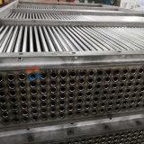 Scambiatore di calore del tubo dell'aletta dell'alluminio e del tubo di rame/di aletta del piatto acciaio inossidabile