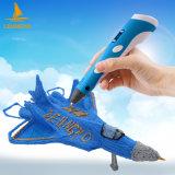 La mayoría de los juguetes interesantes de los niños fijaron la pluma de la impresión 3D