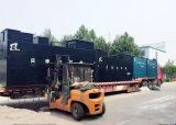 Dispositivo industrial del tratamiento de aguas residuales domésticas de la depuradora de aguas residuales de Mbr