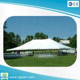 Estruturas de tenda temporária impermeável ao ar livre