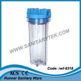 Boîtier de filtre à eau de pipeline (RWF-8318)