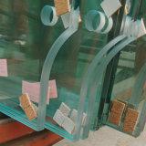 vetro temperato enorme di sicurezza di formato del Basso-Ferro di 10mm