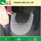 Junta de silicato de calcio reforzada con fibra para techo interno