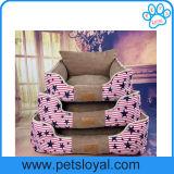 아마존 Ebay 애완 동물 제품 공급 연약한 화포 애완견 침대