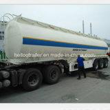 42000liters el tanque diesel Traile con la válvula de escape del API