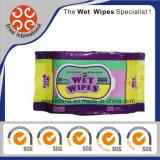 Fábrica profissional feita Wipes orgânicos do bebê
