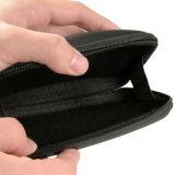 Protector impermeable de cuero de PU EVA Bag Funda para GPS (FRT2-319)