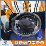 Chargeur de la conformité 1.5ton de la CE de chargeur de roue de machine de construction de la Chine mini avec le prix bas
