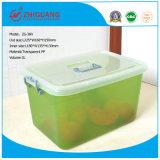 Kleiner Plastikablagekasten-Haushalts-Plastiknahrungsmittelbehälter-Geschenk-Kasten-Spielwaren-Kasten für das Verpacken