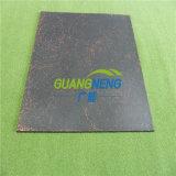 Interlocking Rubber Плитка износоустойчивой гимнастики плиток резиновый, рециркулирует резиновый плитку