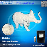 Gesso Decoration Molding Silicone Rubber con Free Sample
