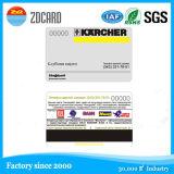 Carnet de socio compatible de calidad superior del PVC M1 S50 RFID para la lealtad