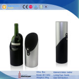 Wholesale Round Tubes Special Custom Champagne Wine Box (6116R 1)