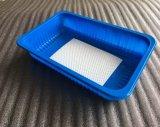 Вставки пластичной коробки индикации еды PP&Pet контакта еды материальные для овощей