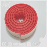 ブロックテープシリコーンの造りのおもちゃ(再使用可能な3Mの接着剤)
