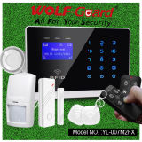 Safety Alarmのための無線Intruder Home Security Burglar GSM Alarm