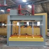 Machine froide hydraulique de presse de rouleau de presse de travail du bois pour les portes affleurantes