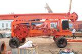 Hf-6d'un appareil de forage à percussion de type de remorque