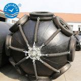 Yokohama-Typ Marinenaturkautschuk-Schutzvorrichtung für für Schlepper