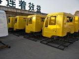 中国王王子340馬力6X4のダンプトラックはインドの主要な市場を分ける