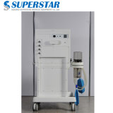 S6600 de gama alta China máquina de anestesia con ventilador