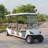 Chine OEM Manufacturers Supply 8 Person Golf Cart (DG-C6 + 2)