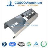 Het aangepaste Concurrerende Profiel van het Aluminium met het Anodiseren en CNC het Machinaal bewerken