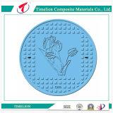 Watertight Fiberglass Telecommunications Manhole Cover с Frame