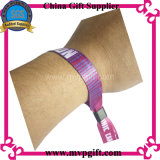 One Time Use Handpin Wristband pour événements (m-wb28)