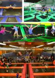 ChildrenまたはAdult (TR198A)のためのKaiqi Professional Indoor Trampoline Park Playground
