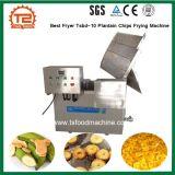 Breekt Beste Braadpan tsbd-10 van de Apparatuur van het Voedsel van de snack Weegbree Bradende Machine af