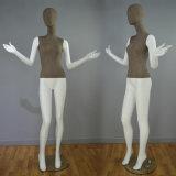 Манекен обернутый тканью женский для индикации окна