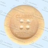 Capa de resina de alta calidad de botón botón