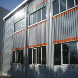 큰 경간 빛 Prefabricated 강철 구조물 플랜트
