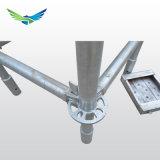 Impalcatura della serratura dell'anello usata costruzione con la certificazione dello SGS