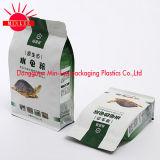 Sac chaud de bas de quarte de joint/poche inférieure carrée pour l'emballage de nourriture