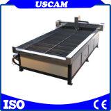 Tagliatrice del plasma di CNC del piatto dell'acciaio dolce