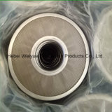 Плетение из нержавеющей стали металлокерамические проволочной сетки для фильтра