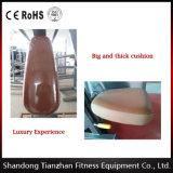 Prensa de la pierna de las mercancías de los deportes de interior con el certificado del Ce